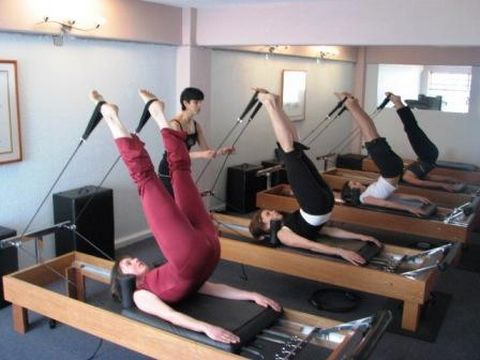 Pilates para nuestra figuura