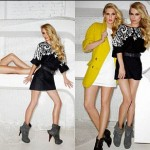 Theodora y Alexandra Richards para French Connection