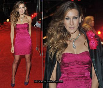 Sarah Jessica Parker en la premiere de Did you hear about the Morgans?