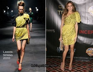 Sarah Jessica Parker presentó Sex and The City II en ShoWest