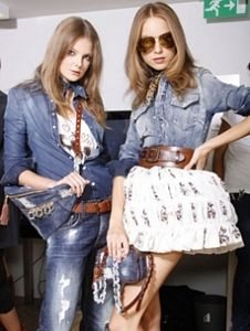 Tendencia: el denim