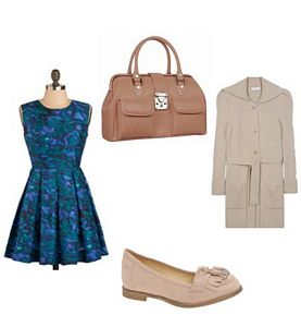 Tendencia: el look Mad Men