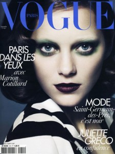 Tapa de Vouge en Paris