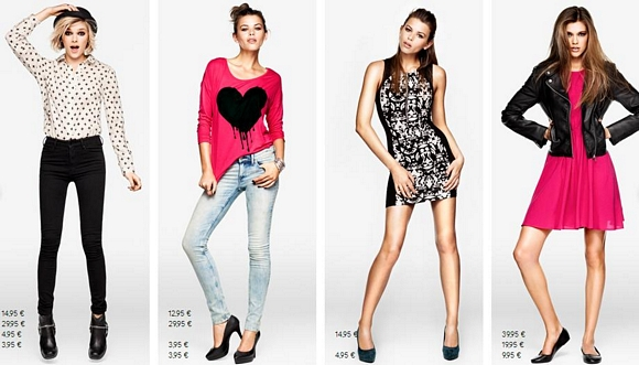 Nuevos looks de Divided Girls de H&M