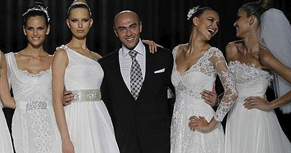 Falleció Manuel Mota, director creativo de Pronovias