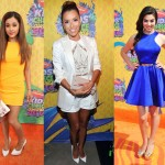 Moda en los Kids Choice Awards 2014 (parte II)